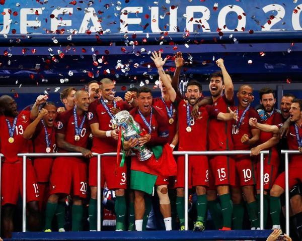 PT Portugal vence Campeonato Europeu de Futebol 2016